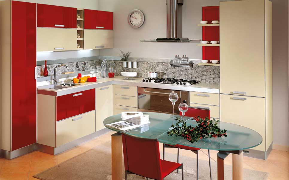 Cucine Usate Cremona. Dolce Cucine Dibiesse Modello Spring With ...